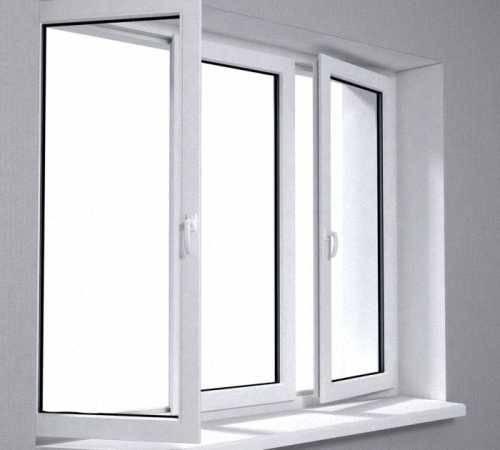 Откосы из пластика на окна: установка своими руками, два способа