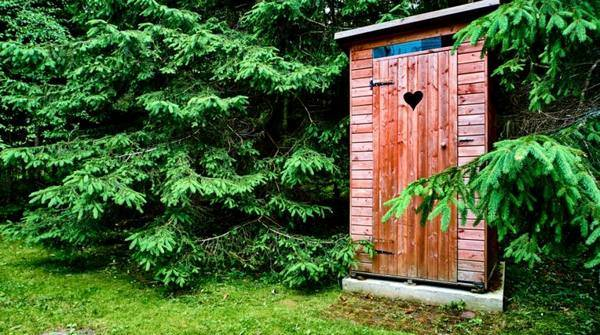 Как избавиться от запаха в дачном туалете - обзор действенных способов с описанием и фото