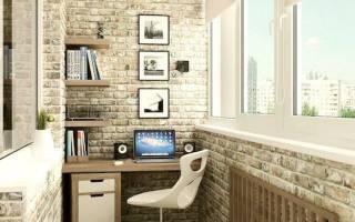 Уютное рабочее место в квартире: трудимся с удовольствием!