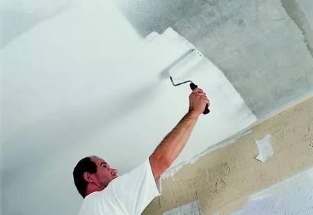 Побелка потолка по старой побелке: чем лучше побелить потолок в квартире, подготовка к ремонту известью, какая побелка лучше, как белить, как правильно побелить своими руками