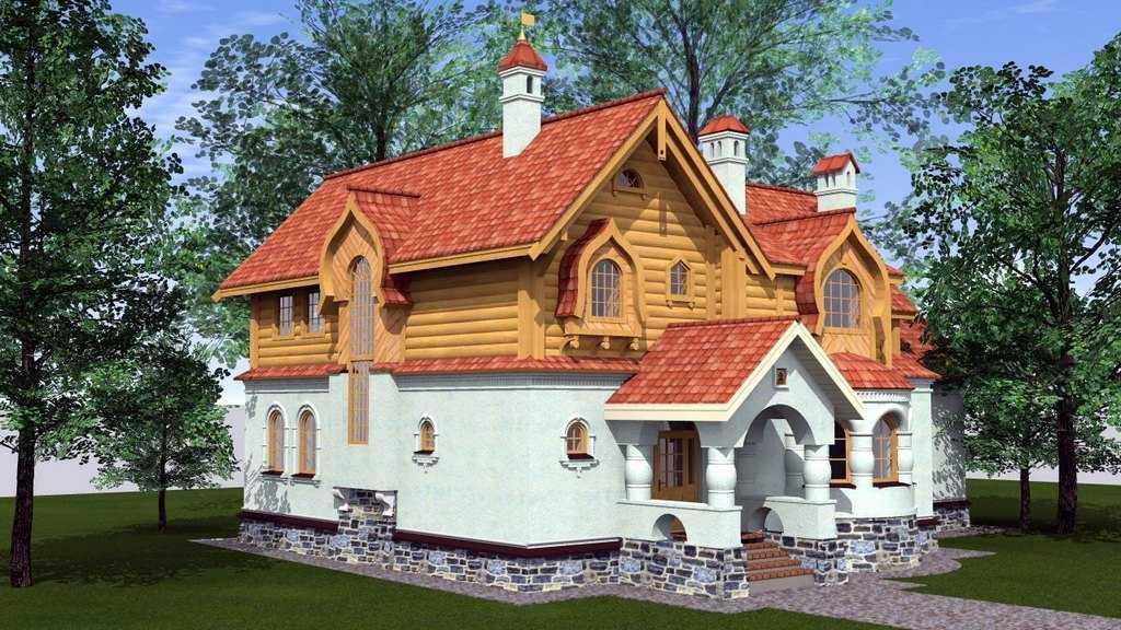 Дом в стиле кантри: 120 фото просторных и оригинальных проектов для домов