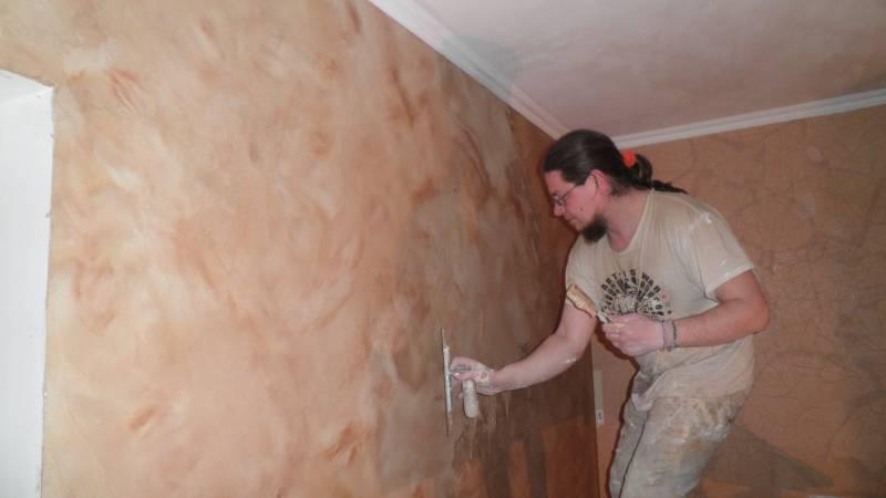 Выравнивание стен своими руками: штукатурка, гипсокартон, шпаклевка