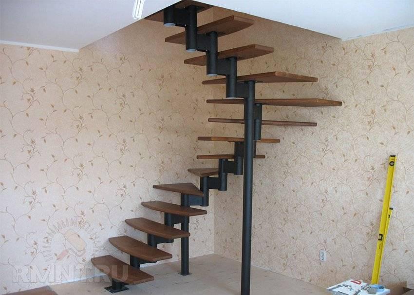 Способы устройства железобетонных лестниц в частных домах