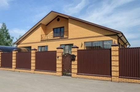 Забор для дачи: строим недорого