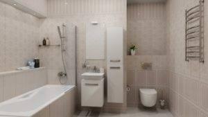Плитка kerama marazzi для ванной — особенности, варианты применения в интерьере
