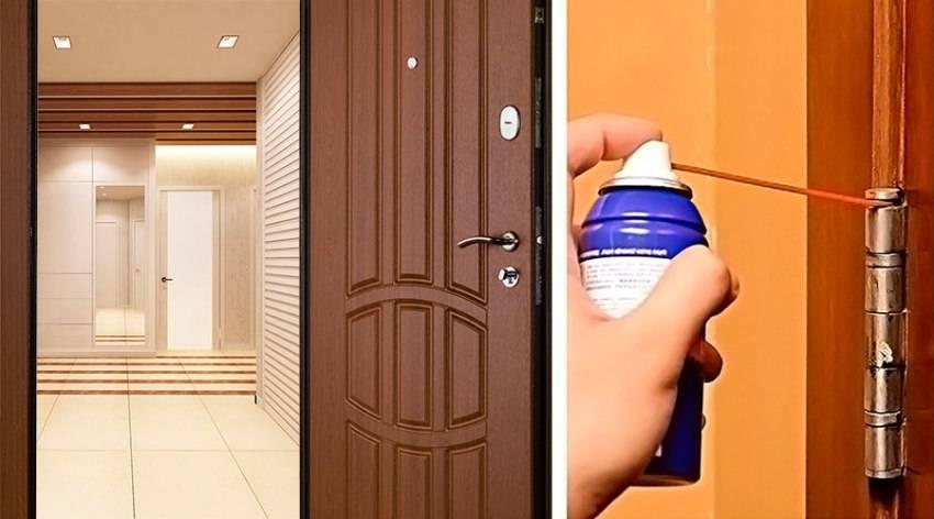 Не открывается замок входной двери: что делать в таком случае