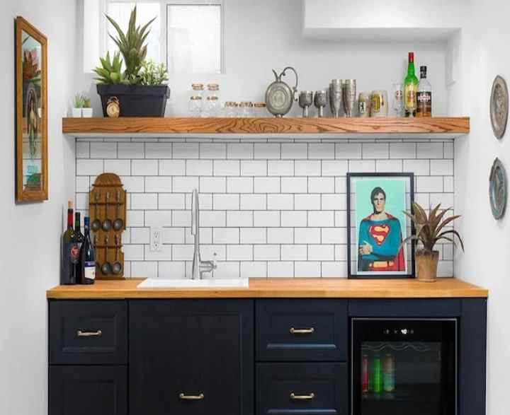 Как дешево сделать ремонт на кухне своими руками? Обзор