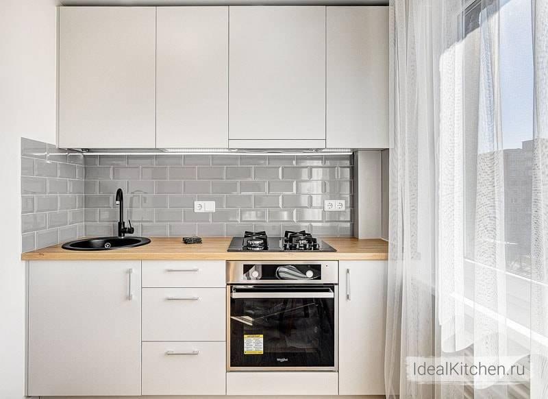 Красно-белая кухня: 14 вариантов сочетания свежести и смелости - remontkit