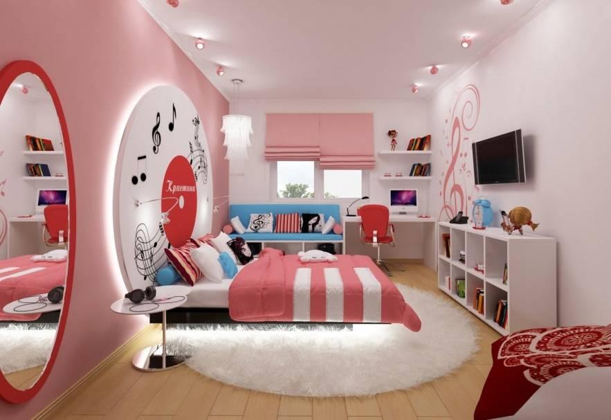 Детские ковры в комнату для девочек