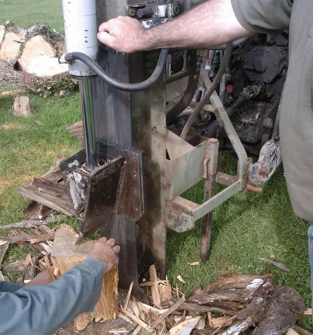 Гидравлический дровокол своими руками: чертежи, фото, инструкция