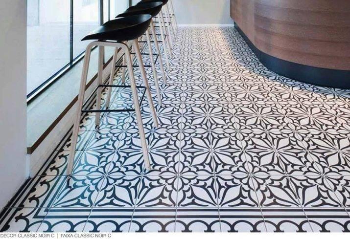 Марокканская плитка ( 17 фото): коллекция керамической плитки в стиле «марокко», португальские и испанские изделия