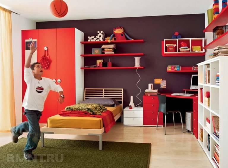 55 идей комнат для подростка - happymodern.ru