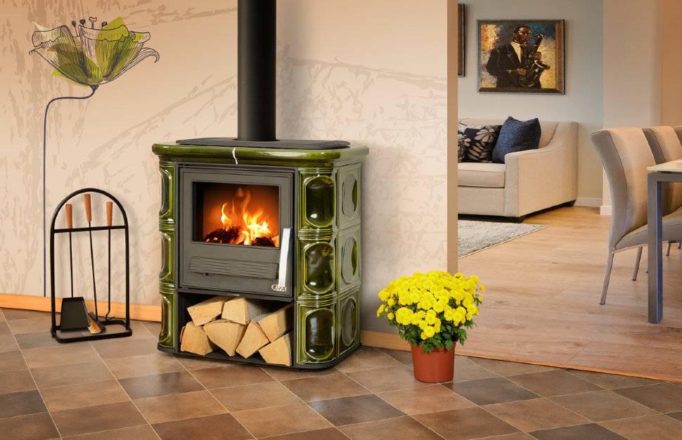 Камин-печь с варочной поверхностью: проект и порядовка камина-плиты с панелью и духовкой