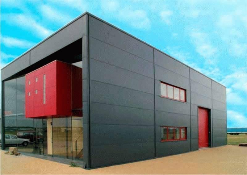 Панели для вентилируемых фасадов: размер, облицовка, монтаж