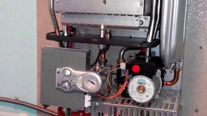 Почему тухнет газовый котел - основные причины затухания и исправление проблем