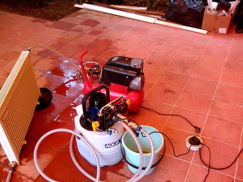 Выбор жидкости для промывки теплообменников газовых котлов - жми!