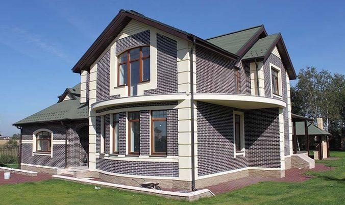 Клинкерная плитка для фасадов: особенности материала и тонкости монтажа
