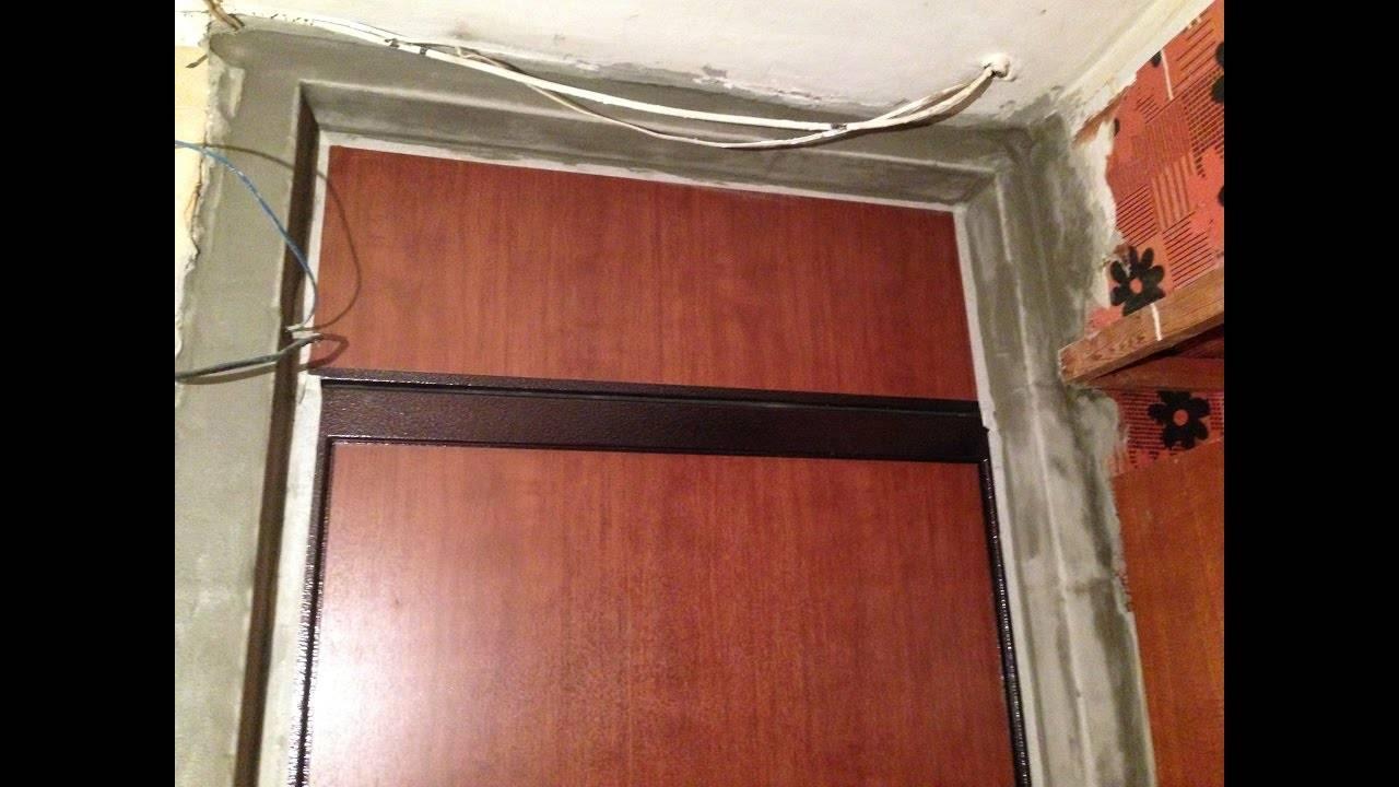 Звукоизоляция дверей: способы защитить дом от шума   двери дома