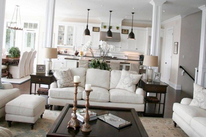 Современный интерьер гостиной в светлых тонах — 50 фото примеров — портал о строительстве, ремонте и дизайне