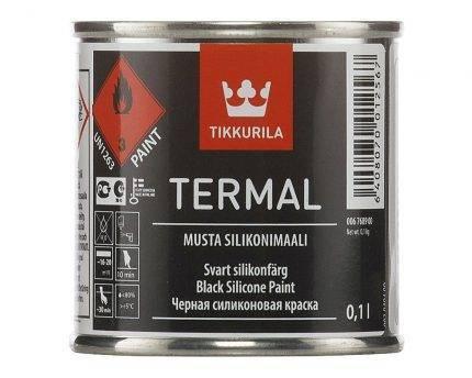 Термостойкая краска по металлу до 1000 градусов: виды, свойства и преимущества