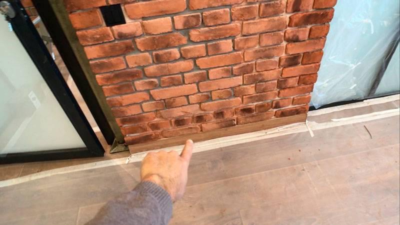 Декоративный камень из гипсокартона: как сделать своими руками, можно ли клеить на поверхность из того же материала, а также правила отделки и укладка на кирпич