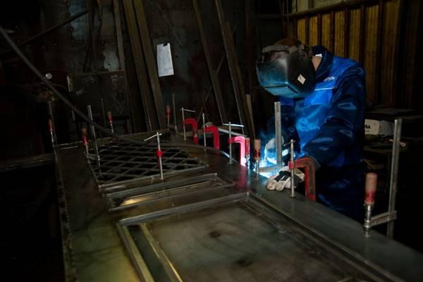 Самостоятельное изготовление железных дверей — чертежи, материалы и инструкция по монтажу
