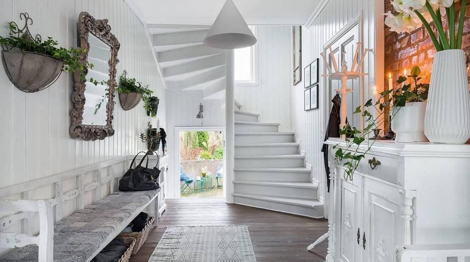 Дизайн пространства под лестницей: стильные и функциональные решения (95 фото)