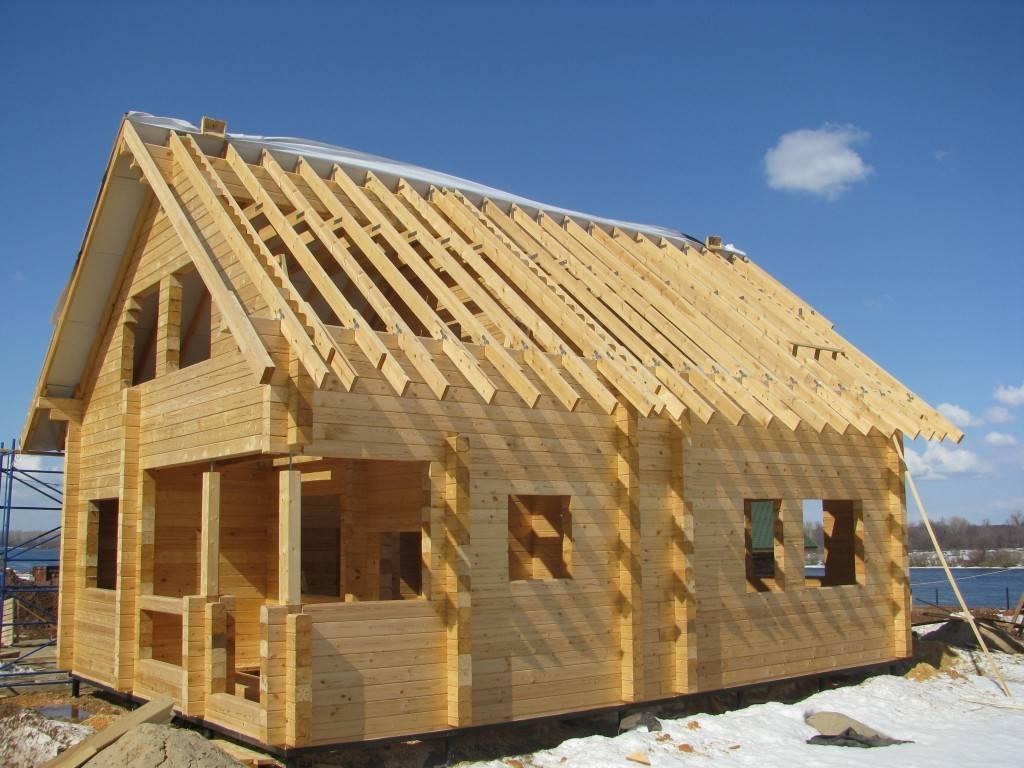 Вес каркасного дома: на что влияет и как рассчитать?