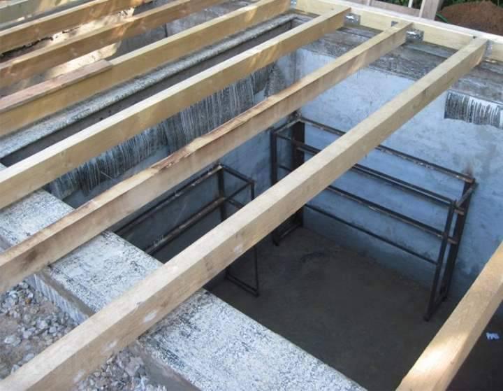 Как построить подвал в гараже: виды погребов и варианты обустройства