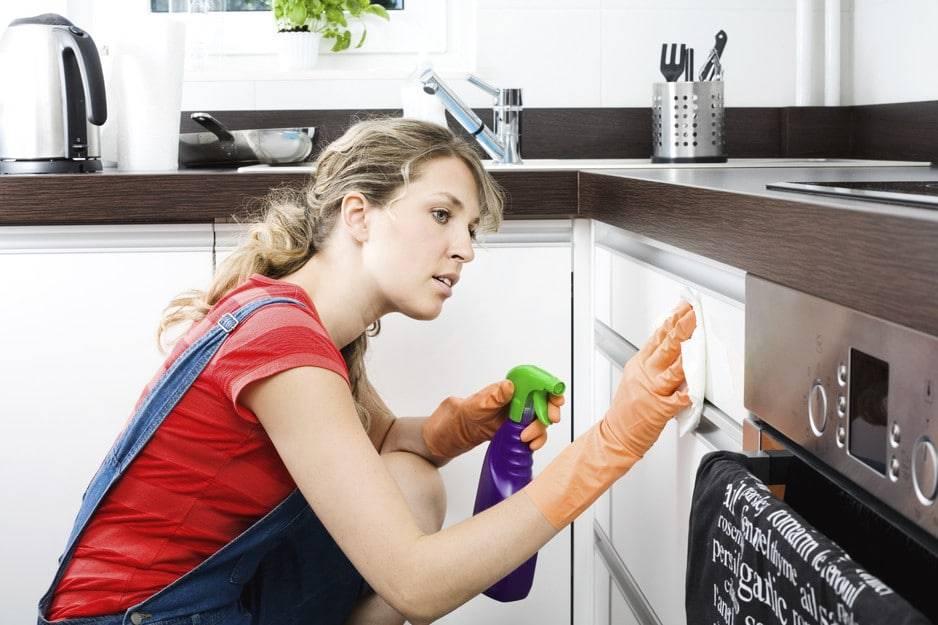 Чистота на кухне: какой делать ремонт, чтобы поддерживать порядок было несложно - Обзор