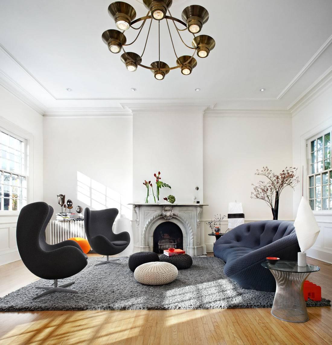 Стиль эклектика в интерьере: выбор цвета, отделки, мебели, текстиля, освещения и декора