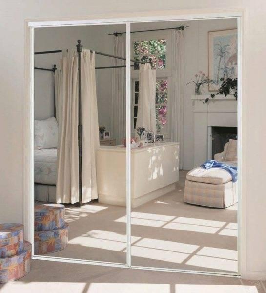 Угловая гардеробная из гипсокартона в спальне фото дизайн