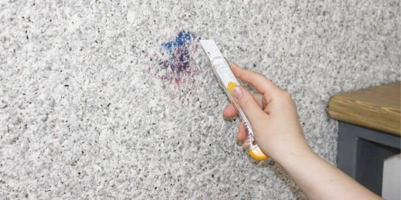 В чем секрет жидких обоев и как отделать ими кухонные стены?