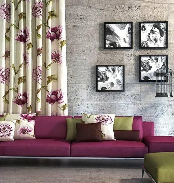 Яркие орнаменты в интерьере: 10 советов по оформлению