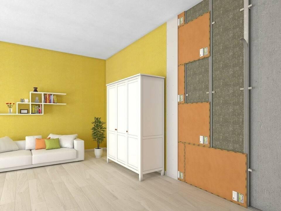 Шумоизоляция стен в квартире своими руками: решения и реализация
