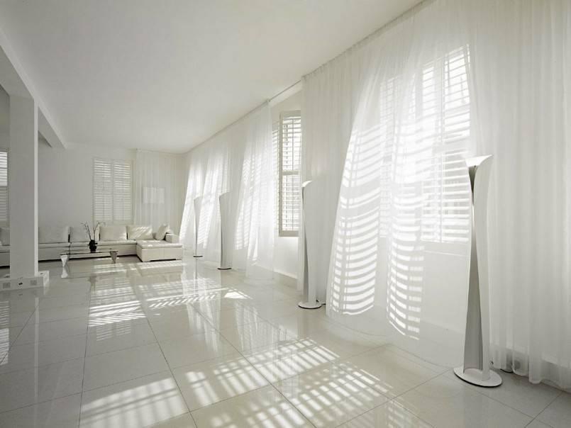 Портьеры в гостиную: 100 фото лучших идей - дизайн интерьера