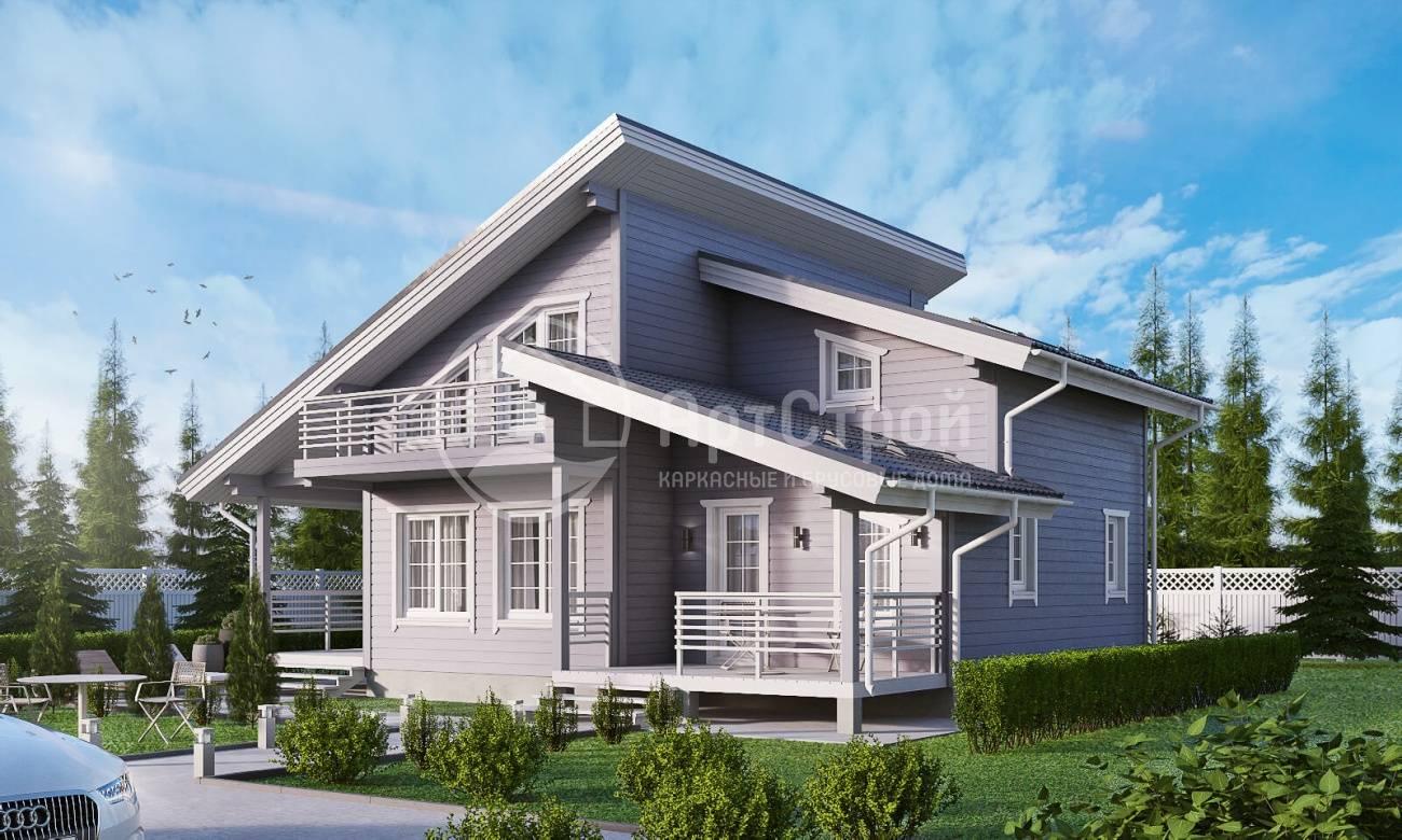 Канадская технология строительства каркасных домов: фото и отзывы