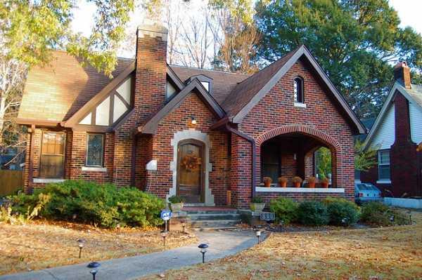 Дом в английском стиле — 100 фото лучших проектов загородных домов с элегантным дизайном