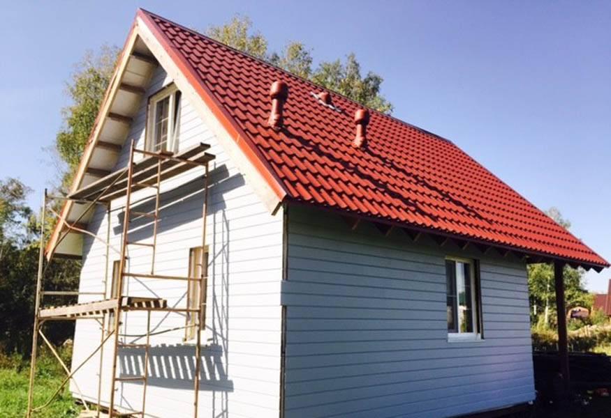 Каркасный дом 6х6 своими руками - выбор проектировки.   karkasnydom