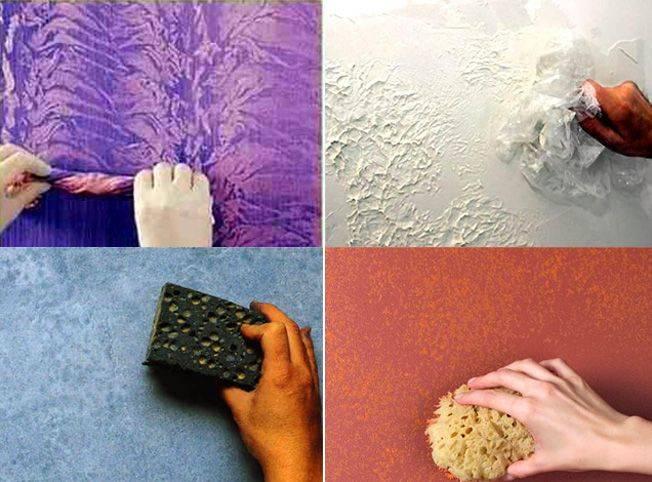 Покраска стен: технология подготовки и окрашивания стен