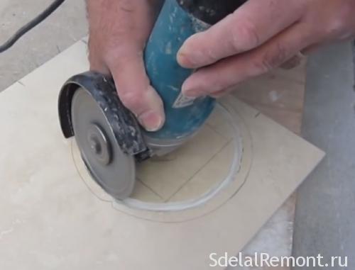 Как резать плитку без плиткореза в домашних условиях: рекомендации