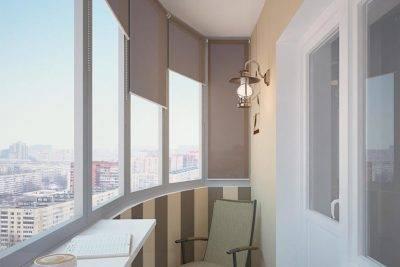 Внешняя отделка балкона: варианты наружней обшивки