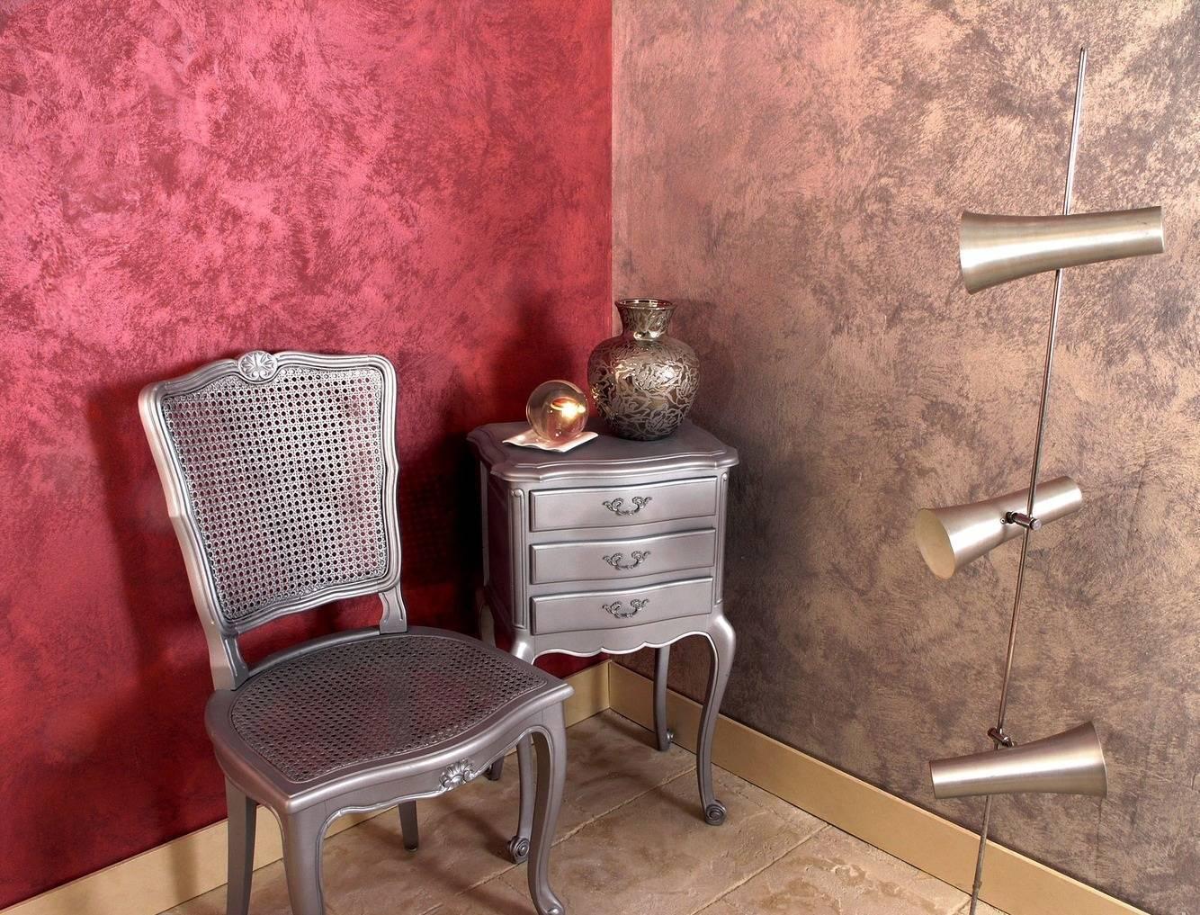 Декоративная штукатурка в прихожей и коридоре: виды, цвета, современные идеи дизайна