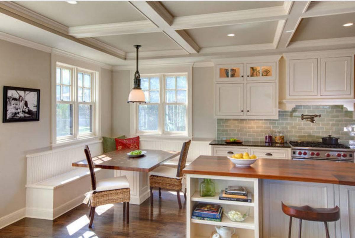 Дизайн прямой кухни: идеи, особенности и советы дизайнером