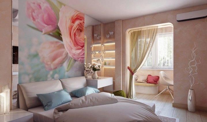Фотообои для спальни: как создать идеальный дизайн интерьера