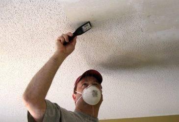 Как покрасить стены на старую краску не снимая предыдущую