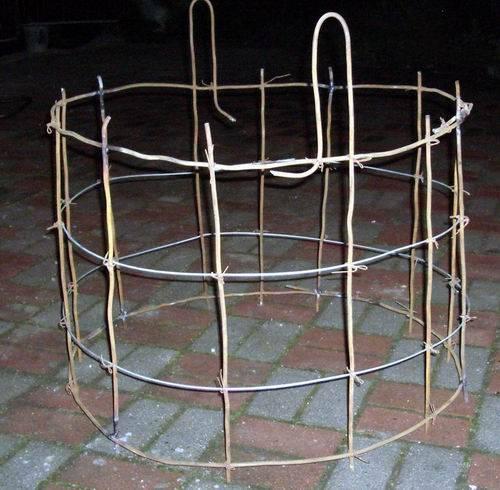 Виброформы для изготовления колодезных колец