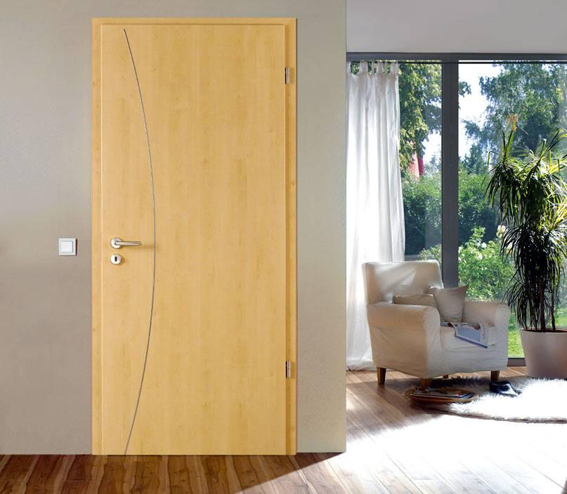 Ламинированные межкомнатные двери пвх и мдф: что это такое, отзывы