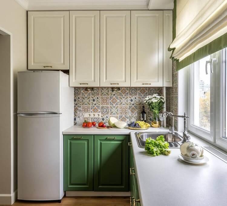 Как расположить холодильник на кухне – 60 фото и 13 принципов