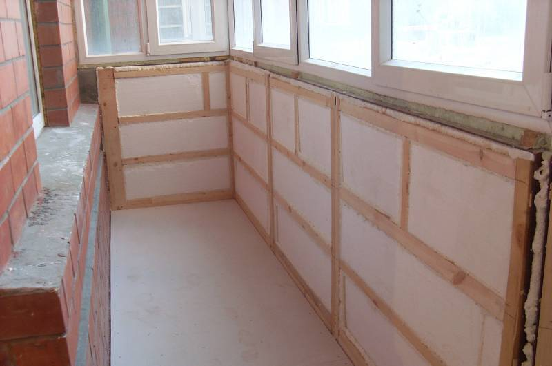 Отделка балкона внутри (100 фото) - этапы, материалы, дизайн